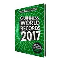 Libro Guinness World Records 2017 + Regalo