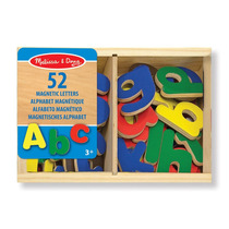 Set De Letras Y Numeros Magneticos, Melissa And Doug