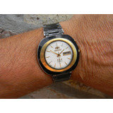 Reloj Pulsera Orient 3 Estrellas 21 Jewels Automatic Vintage