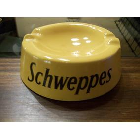 Cenicero Schweppes
