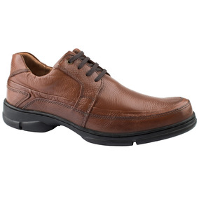 Sapato Anatomic Gel 7816 Cor Tan - Linha 360