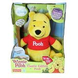 Fisher-price Clasico Winnie Pooh La Muñeca De Peluche X02
