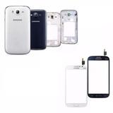 Carcaça C/ Tv + Touch Samsung Galaxy Gran Neo Duos Gt-i9063t
