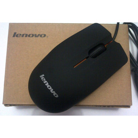 Mouse Optico Usb Lenovo. Precio Al Mayor. Tienda Fisica