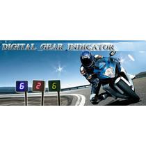 Indicador De Marcha Digital Honda Hornet Cbr600 Cbr1000rr