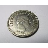 Moneda Colombia 1974 20 Centavos