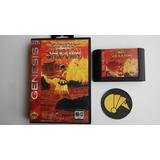 Samurai Shodown Sega Genesis / Armadilo Nes
