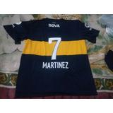 Camiseta De Boca Xxl Libertadores 2014