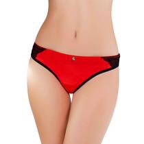 Tanga Tiras Atevidas Pantie Encaje Sexy 1811 Vicky Form
