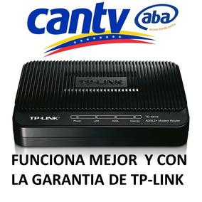 Modem Tp-link Adsl + Internet 8616 Y 8816 Banda Ancha