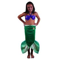 Disfraz Sirenita Ariel Original Disney