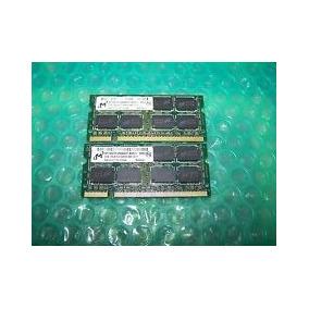 Memoria Ram Notebook Ddr2 4gb (2+2gb) Pc2 6400s 666