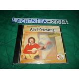 Cd De Ali Primera, Coleccion 20/20
