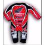 Body Bebes Pañalero Honda Yamaha Gama Cuatri Moto Top Racing