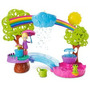 Polly Pocket Bajo La Lluvia Original De Mattel