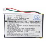 Bateria P/ Gps Garmin Nuvi Linea 1300 3.7v 1250mah