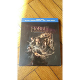 El Hobbit La Desolación De Smaug Blu Ray +dvd+copia Digital