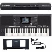 Teclado Profissional 61 Teclas 408 Estilos Psr-s950 Yamaha