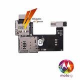 Flex Sim Card Tarjeta Micro Sd Motorola G 2 Moto G2 Original