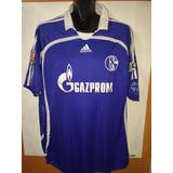 Vendo Camiseta Del Schalke 04, #24 Pander, 2006, adidas.