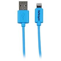 Startech.com Cable Lightning - Usb Para Iphone/ipod/ipad, 1m