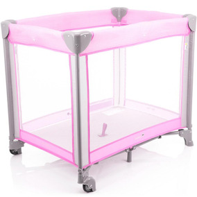 Berço Portátil Mini Play Pop Pink Safety 1st