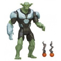 Boneco Super Strength Duende Verde - Ultimate Spiderman