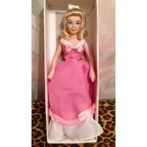 Aurora Princesa De Disney Muñeca De Porcelana Coleccionable