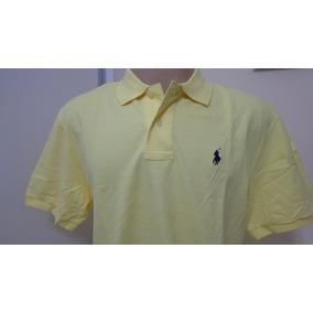 ad70802e82 Camiseta Polo Ralph Lauren Big Pony Rlpc Marinho G - Calçados ...