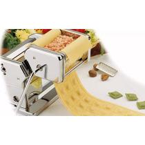 Maquina De Fazer Ravióli Caseira Em Inox Resistente