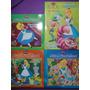 Alicia En El Pais Maravillas Lote 8 Libros En Ingles