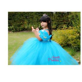 Hermoso Vestido Disfraz Cenicienta Cinderella