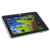 Tablet Bak Ibak 869 Tela 8 3g Wifi 12.1mp Prata Novo