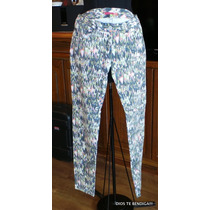 Umbrale Jeans Pitillos Multicolor 40