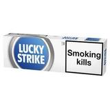 Cigarrillos Lucky Strike Blue Light Americanos