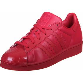 Zapatillas adidas Originals Superstar Glossy Toe Mujer.