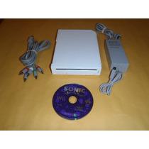 Nintendo Wii Pal Europeo Funciona Al 100 No Control Ni Barra
