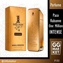 Perfume Para Caballero Paco Rabanne One Million Intense