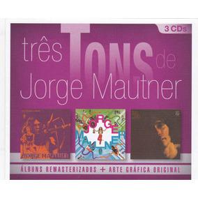 Jorge Mautner - Encarte Do Box Três Tons - Não Possui Os Cds