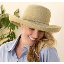 Sombrero Kauai De Protección Upf 50+ Viaje Moda Sol