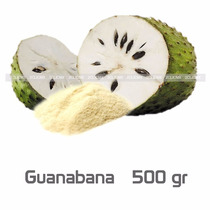 Guanabana Graviola Hoja En Polvo 500 Gramos 2clicmx