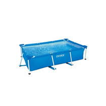 Piscina Intex Rectangular 2.20x1.50x0.60 Mts - 2.282 Lts