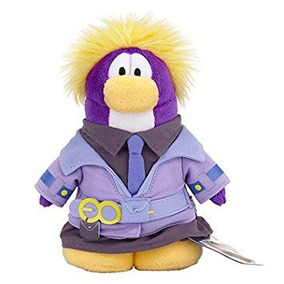 Juguete Disney Club Penguin 6.5 Pulgadas De La Serie 10 K1