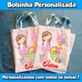 Kit 10 Bolsinhas Eco Bag Sacola Personalizada Páscoa
