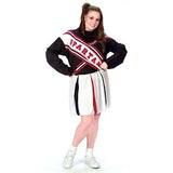 Disfraz Snl Spartan Cheerleader - Más El Tamaño 1x / 2x - T