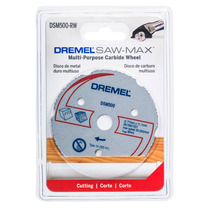 Dremel Accesorio Disco De Carburo Tungsteno 3 In -s501