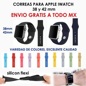 Correa Extensible Iwatch Apple, 38 Y 42 Mm Envío Gratis