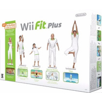 Wii Fit Plus + Wii Balance Board Original Nintendo