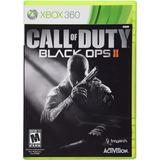 Call Of Duty Black Ops Ii 2 Xbox 360