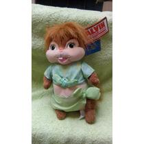 Alvin Y Las Ardilla Elenore Chipmunks 27 Cms Original